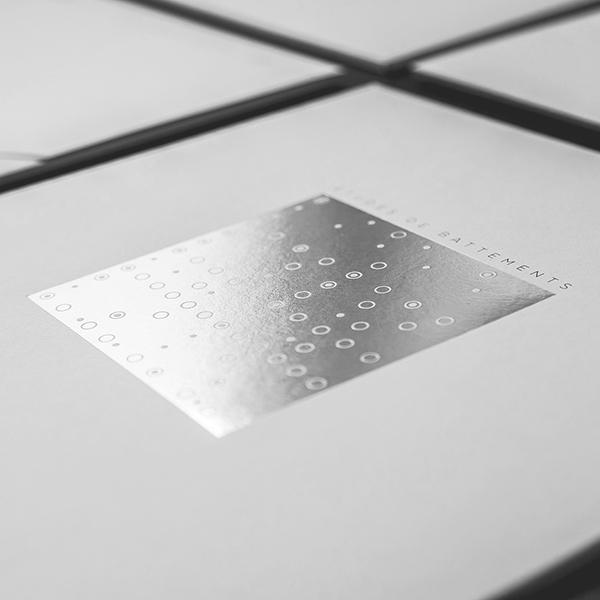 TQA2001 - ENVELOPE SLEEVE - Greyscale
