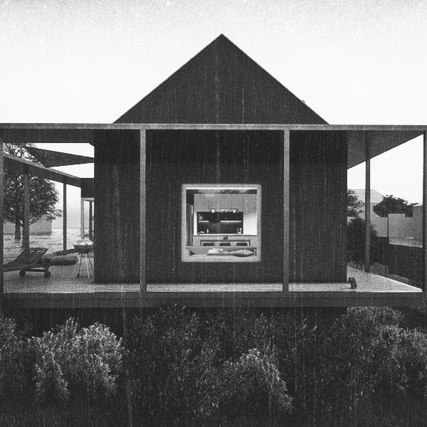TQA2003 - FRAME HOUSE - Greyscale