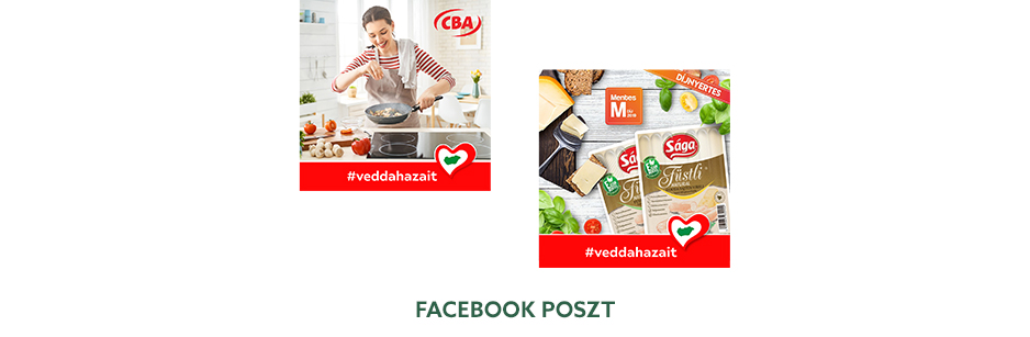 #veddahazait - Facebook poszt