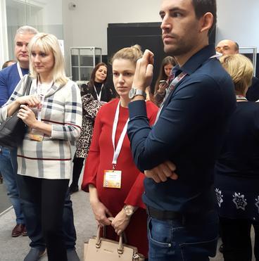 Széll Tibor / Tamási-Hús Kft., Széllné Bánszky Beáta /Tamási-Hús Kft., Molnár Diána / Kisgazda Bt., Lendvai Benjamin / Kisgazda Bt.