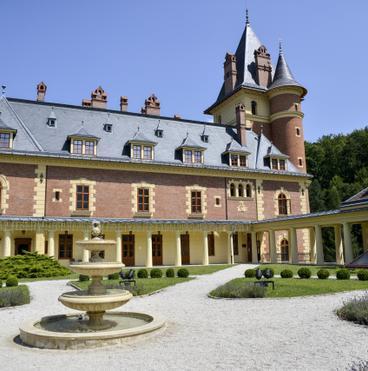 Károlyi-kastély, Parádsasvár