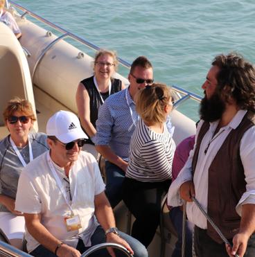 Balaton, Speed boat élmény