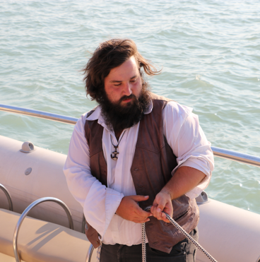 Balaton, Speed boat matróz